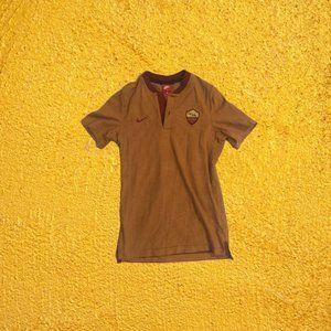 Nike Roma 1927 Striped Polo